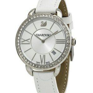 SWAROVSKI Aila Day Ladies Silver Crystal Watch